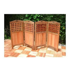 Screen gems outdoor divider screens room dividers find for Buy outdoor privacy screen