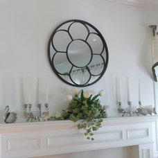 Traditional Family Room Frenchflair