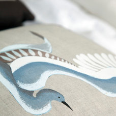 Transitional Upholstery Fabric by Helene Dabrowski Interiors