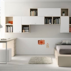 Contemporary Kids Beds by ModMed Furniture