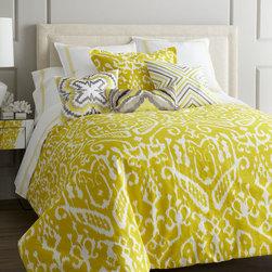 """""""Ikat"""" Bed Linens -"""