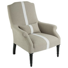 Traditional Accent Chairs by Aidan Gray Home