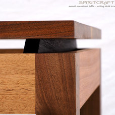 Modern Side Tables And End Tables by Spiritcraft Fine Furniture and Cabinet Makers