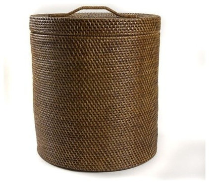 contemporary hampers Rattan Hamper