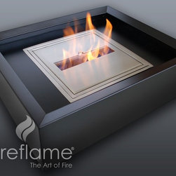 5 Quart Burner Insert Holder - 5 Quart Burner Insert Holder combines unique design and a high-quality finish to produce the discernible beauty and warmth of a real fire in any setting. Unique in construction, design, and style, this insert holder is durable in any weather environment.