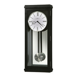Howard Miller - Howard Miller Triple Chime Transitional Grandfather Wall Clock | ALVAREZ - 625440 Alvarez