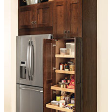 Rustic Kitchen Cabinets by Merillat