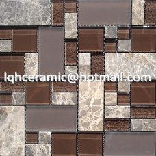 Modern Tile by FANTASY MOSAIC