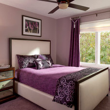 Contemporary Bedroom by Decorating Den Interiors- Corporate Headquarters