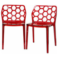 Modern Dining Chairs by Linens 'n Things