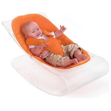 Modern Baby Swings And Bouncers by Diapers