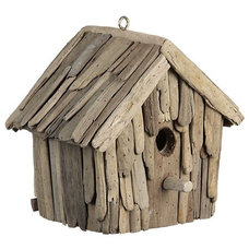 Eclectic Birdhouses by Crate&Barrel