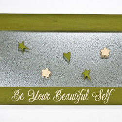 Twelve Timbers - Quote Large Magnet Board - Quote Large Magnet Board