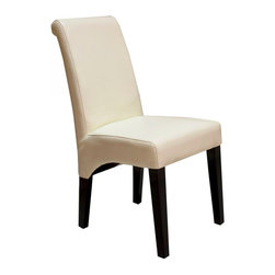 Connor Dining Chair - Ivory -