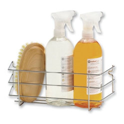 Better Houseware Cleanser Rack, Chrome
