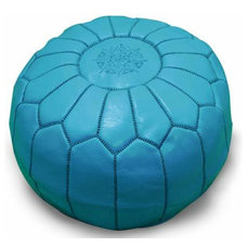 Mediterranean Ottomans And Cubes by Gallop Lifestyle