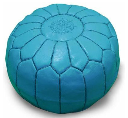 Mediterranean Footstools And Ottomans by Gallop Lifestyle