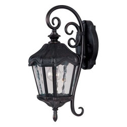Maxim Lighting - Maxim Lighting 40273WGOB Garden VX 1-Light Outdoor Wall Lantern - Features
