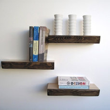 Modern Wall Shelves by Mocha