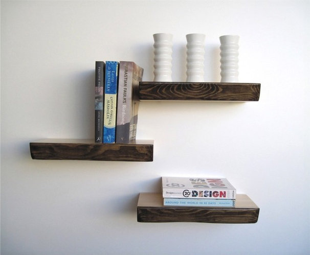 Modern Display And Wall Shelves  by Mocha