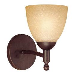 Millennium Lighting - Millennium Lighting 6501 Racine 1 Light Bathroom Sconce - Features: