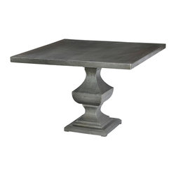 Dovetail - Dovetail Square Dining Table - Square Dining Table by Dovetail Furniture.
