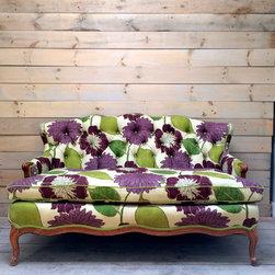 Chez Bohème Exotic Upholstered Furniture -