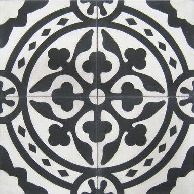 Tyler II - 8x8 Cement Tile