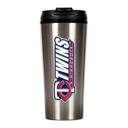 Great American Products - Great American MLB 16 oz. Stainless Steel Travel Tumbler Multicolor - TTS2101-14 - Shop for Travel Mugs and Tumblers from Hayneedle.com! About Great American ProductsWith beginnings as a belt buckle maker in Texas Great American products has become the leader in licensed metal emblems and the products that they adorn. With licenses with every major sports league Great American products a wide range of unique products like drinkware coolers and kitchen accessories for the dedicated fan.