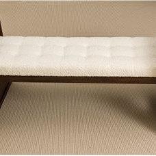 Contemporary Indoor Benches by Hayneedle