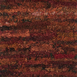 "Loloi Rugs - Loloi Rugs Eliza Shag Collection - Paprika, 3' x 5' - Get ready for a small rug that makes a big impact. Available in 2'3"" x 3'9"" and 3' x 5' scatter sizes, Eliza Shag is perfect for refreshing your kitchen, bathroom, or bedside with a pop of color. In fact, Eliza Shag doesn't just come in color, it's practically made of it. That's because most of the repurposed polyester fabric is hand dipped into rich dye lots and then hand woven together in India. The result is gorgeous colors - serene ocean blue, warm paprika, and elegant ivory - and a fun ruffled texture that's going to uplift the entire mood of your room."