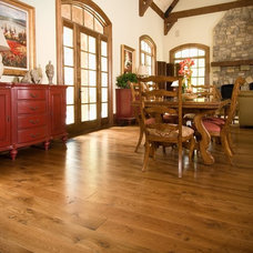 Traditional Hardwood Flooring by Allegheny Mountain Hardwood Flooring