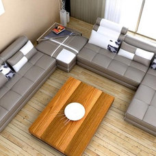 Modern Sectional Sofas by National Furniture Supply