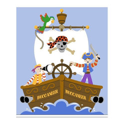 Elephants on the Wall - The Buccaneer Wall Mural - The Buccaneer Wall Mural
