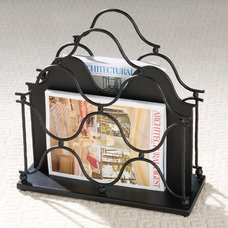 Traditional Magazine Racks by The Southern Home