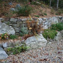 Retaining Walls -