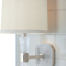 modern bathroom lighting and vanity lighting by Kallista Plumbing