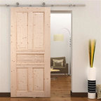 Home Goods - Barn doors have a beautiful rustic charm that hails from a classic American style.