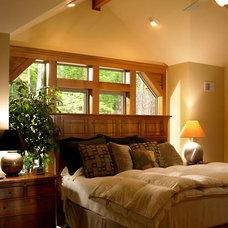 Craftsman Bedroom by Cedar Lane Homes