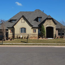 Traditional Exterior by Adams Kirby Homes