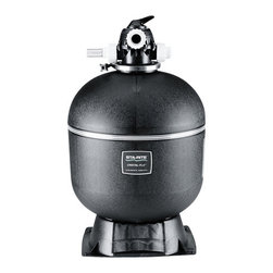 Blue Wave - Blue Wave 22 Inch Cristal-Flo II Sand Filter - Features: