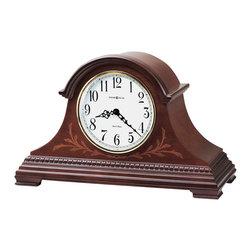 Howard Miller - Howard Miller Dual Chime Mantel Clock | MARQUIS - 635115 MARQUIS