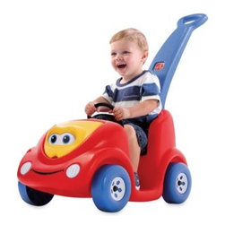 Step2 - Step2 Push Around Buggy Anniversary Edition - Celebrate the 10th anniversary of this adorable buggy with a new edition. Your child will love pushing and riding this buggy around.