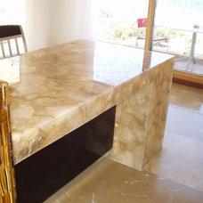 Vanity Tops And Side Splashes by Habitat Stone