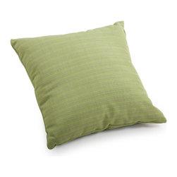 Zuo Modern - Zuo Modern Cat Small Pillow Apple Green Linen - Small Pillow Apple Green Linen belongs to Cat Collection by Zuo Modern Pillow (1)