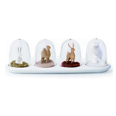 Animal Parade Spice Shaker Set -