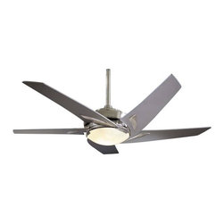 """F809-BN Minka Aire F809-BN Cobra Ceiling Fan - Get 10% discount on your first order. Coupon code: """"houzz"""". Order today."""