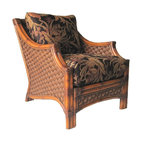 Melbourne Rattan Chair