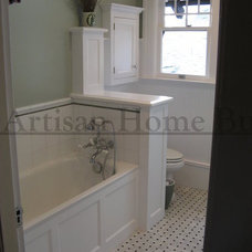 Traditional Bathroom by Artisan Kitchen & Bath