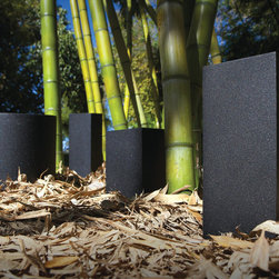 Urban Nature Planters in Cast Iron - Premium modern planters for upscale indoor and outdoor spaces.